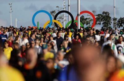 Peste un milion de turiști la Rio, în timpul Jocurilor Olimpice din Brazilia