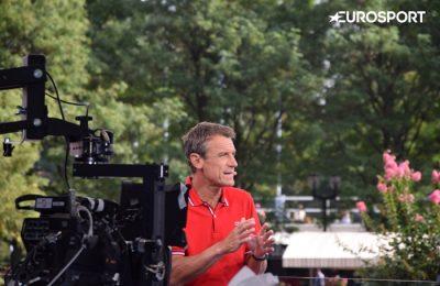 US Open, în direct și în exclusivitate pe Eurosport