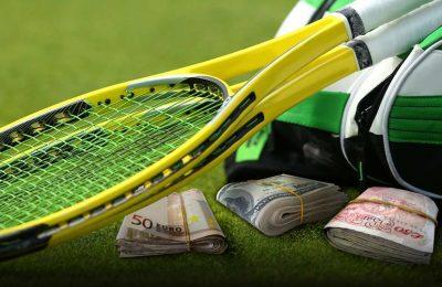 Tenismen francez, suspendat 7 luni deoarece a pariat pe 220 de meciuri