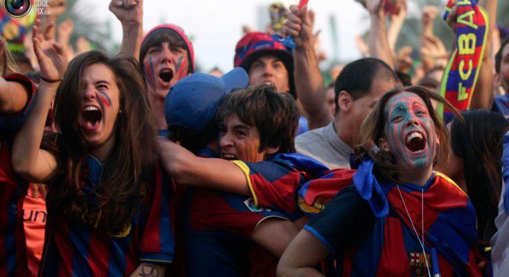"""FC Barcelona, pe primul loc în topul rețelelor de socializare, cu 172 milioane de """"followers"""""""