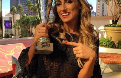 """Anca Bucur, pe podium la Campionatul """"Fitness America"""" din Las Vegas"""