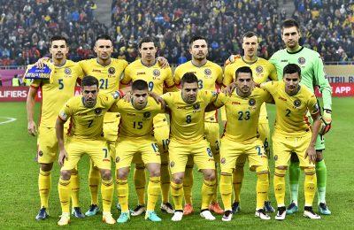 România se află pe locul 40 în clasamentul FIFA Coca Cola