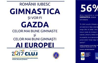 Gimnastica, sportul olimpic favorit al românilor (