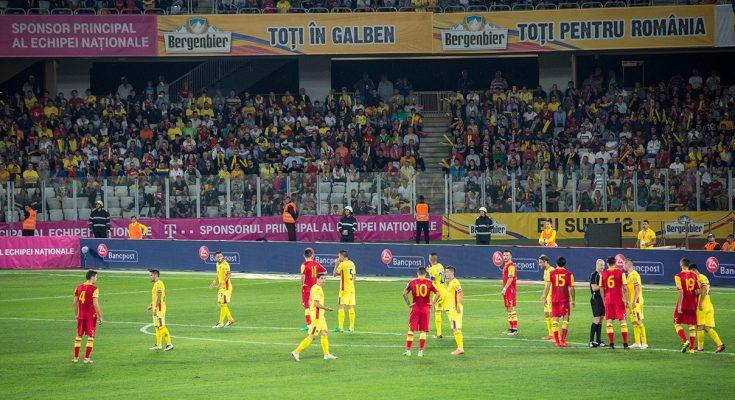Cei 23 de tricolori pentru meciul cu Danemarca. Câini-polițiști care detectează substanțele pirotehnice