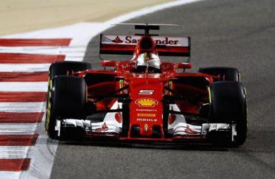 Vettel a câștigat Marele Premiu al Bahrainului, Hamilton a terminat pe locul 2