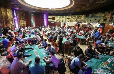 Pentru al doilea an consecutiv Pokerstars Festival ajunge la București