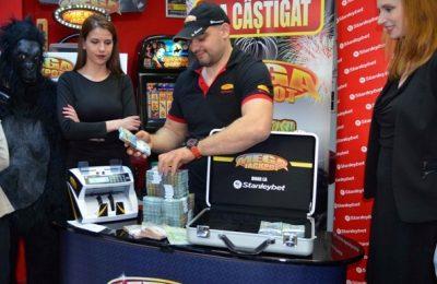 Un bărbat s-a îmbogățit peste noapte cu 80.000 euro (VIDEO)