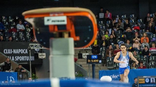 Încep finalele Europenelor de Gimnastică Încep finalele Europenelor de Gimnastică
