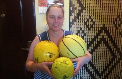 """Loredana Păun din Drobeta Turnu Severin este câștigătoarea celei de a opta ediții a Concursului """"Câștigă mingi cu Alexandrion Grup"""""""