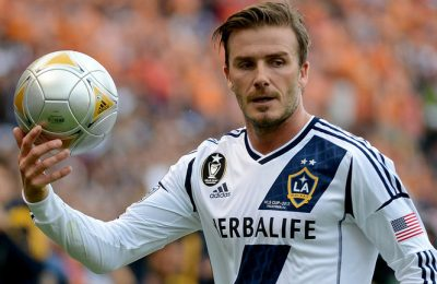 Care e prețul pentru un meci cu David Beckham