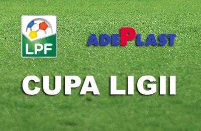 A fost desființată Cupa Ligii Adeplast la fotbal