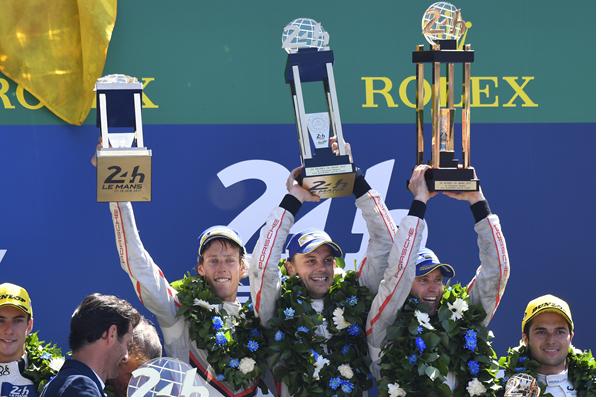 Cursa de 24 de ore de la Le Mans înregistrează creșteri record de audiență pe Eurosport