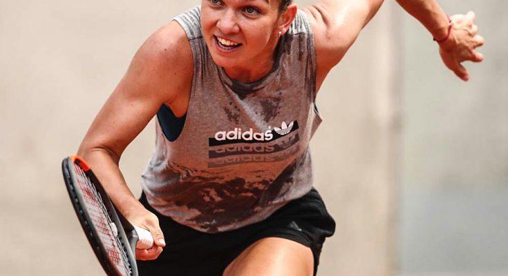 Simona Halep, desemnată jucătoarea lunii mai