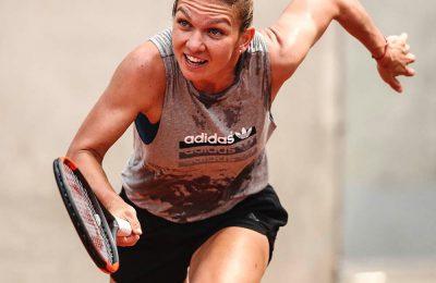 """adidas - """"Recâştigând puterea cu fiecare pas"""", cu Simona Halep"""
