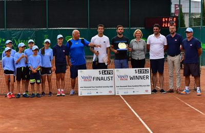 Vasile Antonescu a câștigat Vitality Open TourVasile Antonescu a câștigat Vitality Open Tour