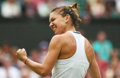 Simona Halep s-a calificat în turul al treilea la Wimbledon