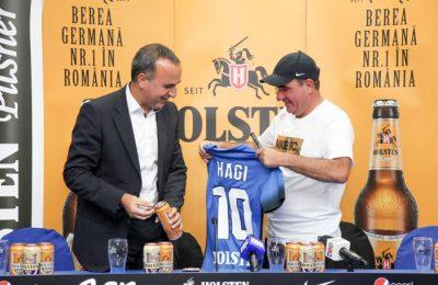 Holsten devine partener al campioanei FC Viitorul Constanța