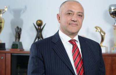 Nawaf Salameh Alexandrion Grup felicitări CSM București