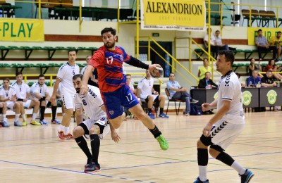 Nicolae Munteanu unitate CSA Steaua Alexandrion