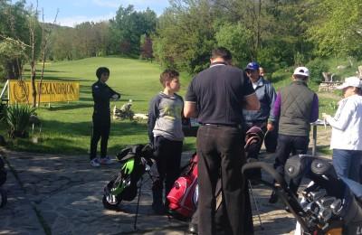 Alexandrion Grup alături de golf