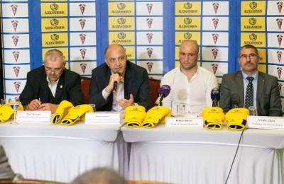 Alexandrion Grup partener federația de Box