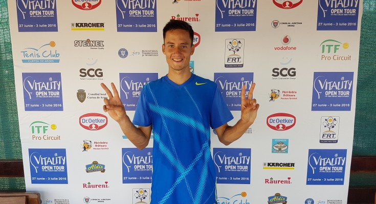 Irina Begu Daniel Cozma, va participa la ITF Vitality Open Tour