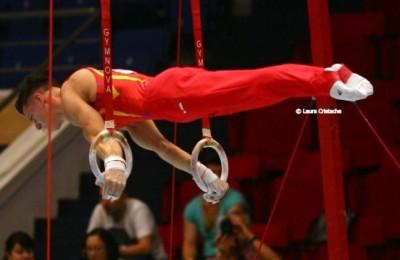 TVR gimnastică artistică