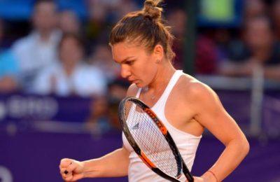 BRD Bucharest Open Simona Halep