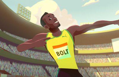 Usain Bolt este personajul principal al filmului de animaţie lansat de Gatorade pentru Jocurile Olimpice de la Rio de Janeiro