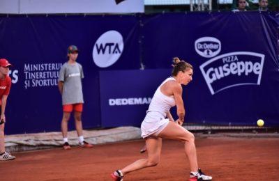 Simona Halep joacă în optimile BRD Bucharest Open
