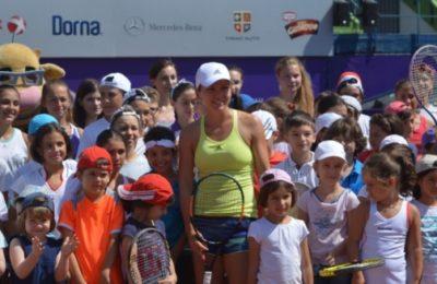 Simona Halep BRD Bucharest Open