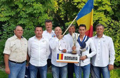 Echipa de acrobație cu avionul a României, locul 3 la Mondiale