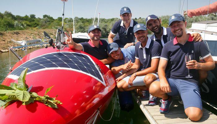 Marina Yachting susţine prima echipă din România care va participa la competiţia Talisker Whisky Atlantic Challenge