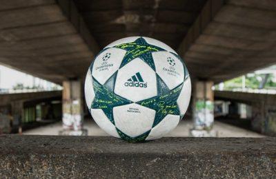adidas dezvăluie mingea oficială din UEFA Champions League