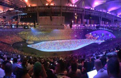 Ceremonia de închidere a Jocurilor Olimpice este transmisă duminică noapte spre luni, de la 02.00, la TVR 1 şi TVR HD
