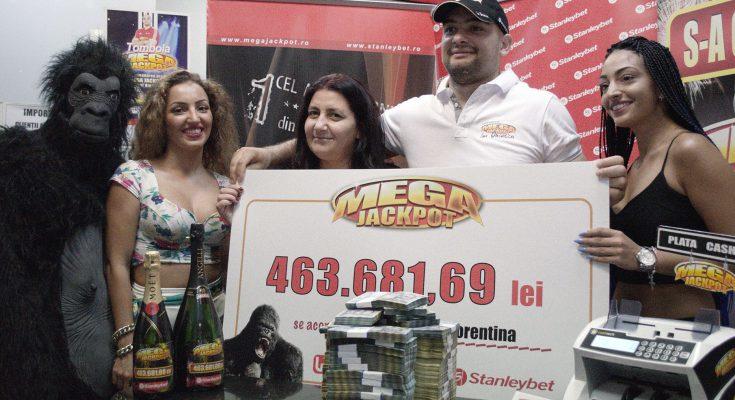 O bucureșteancă a câștigat peste 100.000 de euro la aparatele de tip slot machines, într-o agenție de pariuri