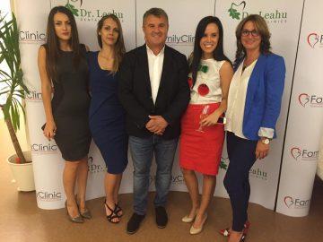 Federatia Romana de Rugby si Clinicile Dr. Leahu sunt, din septembrie, parteneri oficiali, iar Stejarii vor beneficia de tratament stomatologic complet