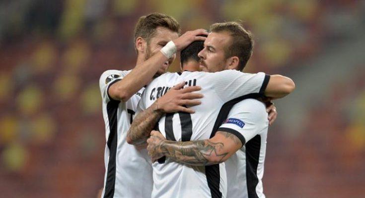 Meciul AS Roma – Astra Giurgiu, care se dispută pe stadionul Olimpic din Roma, va fi transmis în direct la Dolce Sport, joi, de la ora 22.00