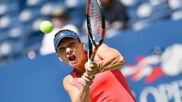 Simona Halep luptă pentru calificarea în turul trei la US Open, live pe Eurosport. Românca o întâlnește pe Lucie Safarova