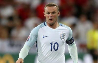"""Țineți minte numele: Wayne Rooney!"""" Englezul e cel mai selecționat jucător de câmp al naționalei"""
