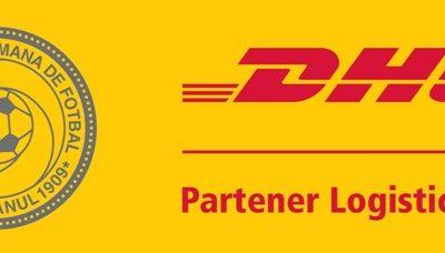 DHL Express susţine echipa naţională printr-un parteneriat cu FRF