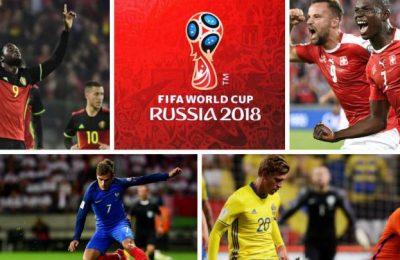 Preliminariile pentru CM 2018 revin pe canalele Digi Sport! 14 meciuri în 3 zile