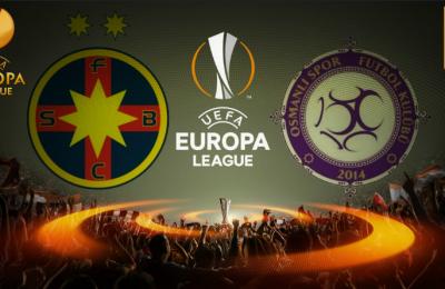 Meciul Steaua - Osmanlispor, transmis de Pro TV și Dolce Sport