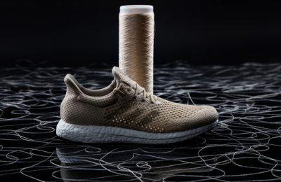 adidas lansează primul pantof sport din lume creat din fibre Biosteel®