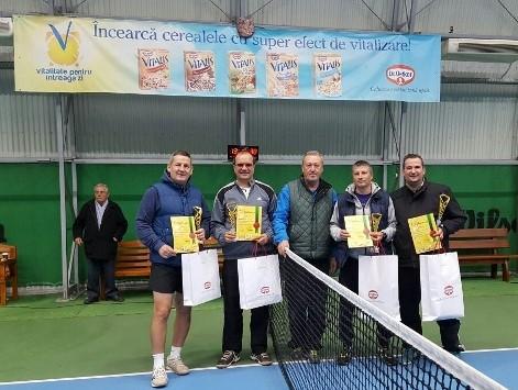 Câștigătorii Trofeului Dr. Oetker pentru seniori