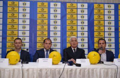 Alexandrion Grup duce mai departe tradiția fotbalului ploieștean