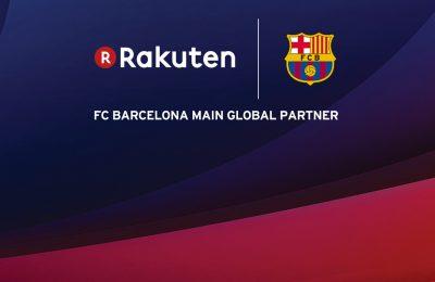 Contract de peste 55 milioane de euro pe an între FC Barcelona și Rakuten