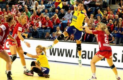 Victoria României la CE de handbal a plasat TVR 2 în topul audienţelor