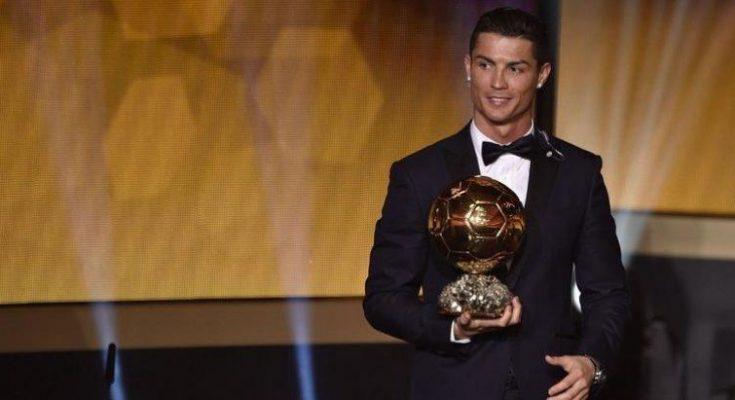 Cristiano Ronaldo a cucerit pentru a patra oară Balonul de Aur
