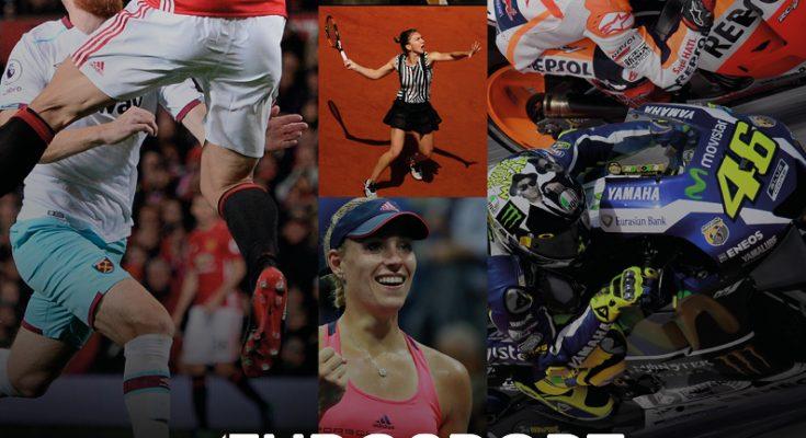 Cele mai populare evenimente pe Eurosport în România în 2016. Competiții noi în 2017